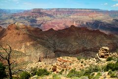 OOPS ! YOU MISSED US Arizona landscape U S A Royalty Free Stock Images