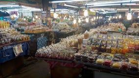 A Thai market. royalty free stock photography