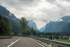 Typical Austrian landscapes Royalty Free Stock Photography