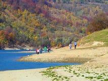 Autumn colours in Romania Royalty Free Stock Photos