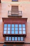 Typical balcony of Granada Royalty Free Stock Image