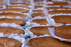 Typical Basque Country Cake Stock Photo