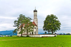 Typical bavarian or austrian Royalty Free Stock Photo