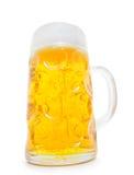 Typical bavarian beer mug Stock Photos