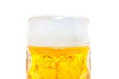 Typical bavarian beer mug Stock Images