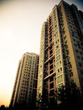 Typical Beijing residence flat royalty free stock photography