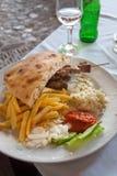 Typical Bosnian Dish Stock Photo