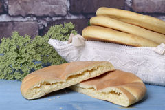 Typical bread in Sardinia Royalty Free Stock Photos