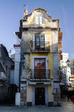 Typical Building Architecture Of Setubal Stock Photography