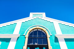 Typical building in Lisbon, Portugal Royalty Free Stock Image