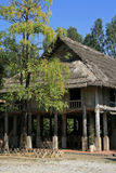 Typical building in North Vietnam Royalty Free Stock Images