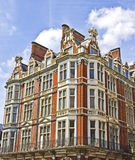 Typical buildings in London royalty free stock photo