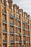 Typical buildings in London Royalty Free Stock Images