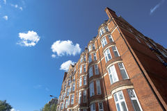 Typical buildings in London Stock Image