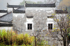 Typical buildings in south China Royalty Free Stock Photos