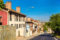 Typical buildings in Toledo - Spain Royalty Free Stock Image