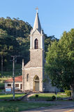 Typical Church Bento Goncalves Brazil Stock Photo