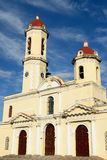 Typical colonial Cuban architecture Royalty Free Stock Images