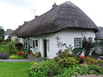 Typical Cottage in Ireland Royalty Free Stock Photo