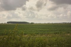 Free Typical Countryside Landscape Of The Padana Plain In Veneto Stock Images - 103650494