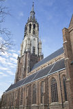 Delft architecture Royalty Free Stock Images