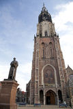 Delft architecture Royalty Free Stock Photo