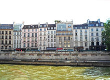 Typical design of Parisian architecture Royalty Free Stock Images