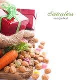 Typical Dutch celebration: Sinterklaas Stock Image