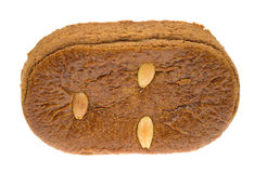 Typical Dutch Cookie Stock Photo