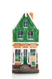 Typical Dutch house Stock Images