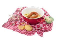 Typical Dutch meal Stock Photo