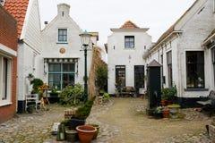 Typical Dutch village Royalty Free Stock Photos