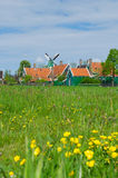 Typical Dutch village Royalty Free Stock Photos