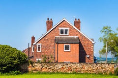 Typical English house Stock Image