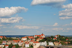 Typical european province - Meissen, Germany Stock Photos