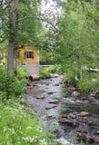Typical Finnish nature, Jukka, Karelia Royalty Free Stock Photography