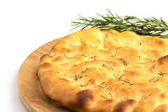 Typical flat bread Stock Images