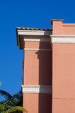 Typical florida architecture Royalty Free Stock Photography