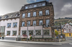 Typical german architecture Royalty Free Stock Photography