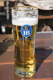 Typical German Beer Stock Image