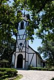 Typical German Church Royalty Free Stock Photos
