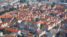 Typical German City Stock Photos