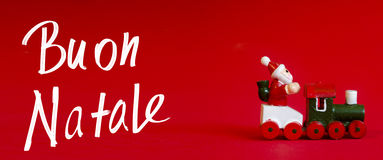 Typical german wooden decoration for Christmas time of a man upo Royalty Free Stock Image
