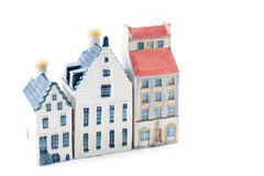 Typical handcrafted house Royalty Free Stock Image