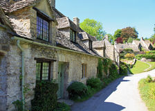 Typical home in the Cotswolds Stock Photo