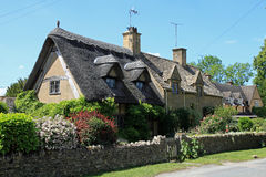 Typical home in the Cotswolds royalty free stock images