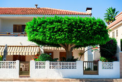 Typical home in San Javier Royalty Free Stock Photo