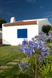 Typical house in the Algarve Stock Photography