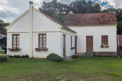 Typical House Bento Goncalves Brazil Royalty Free Stock Image