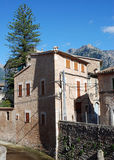 Typical house in Majorca stock photos